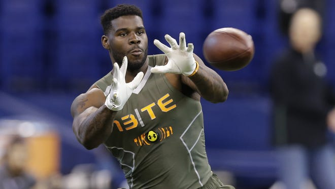 Former TSU tight end A.C. Leonard had the fastest 40-yard dash time (4.43 seconds) of any tight end at the NFL Combine in February.