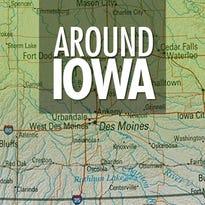 Around Iowa.