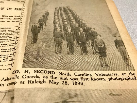 The Citizen Times published a special section in 1948