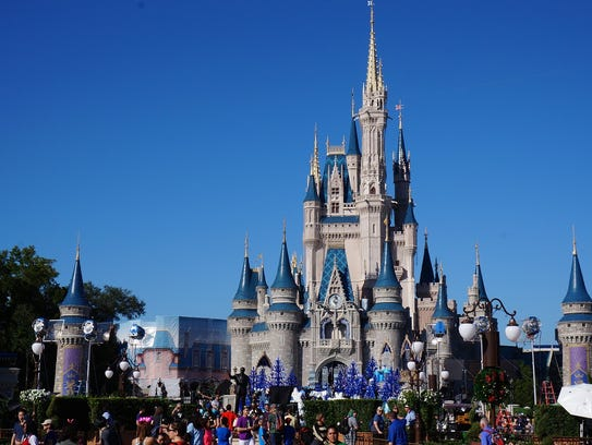 Amusement parks such as Disney World are among the reasons Florida is fun place to live or visit.