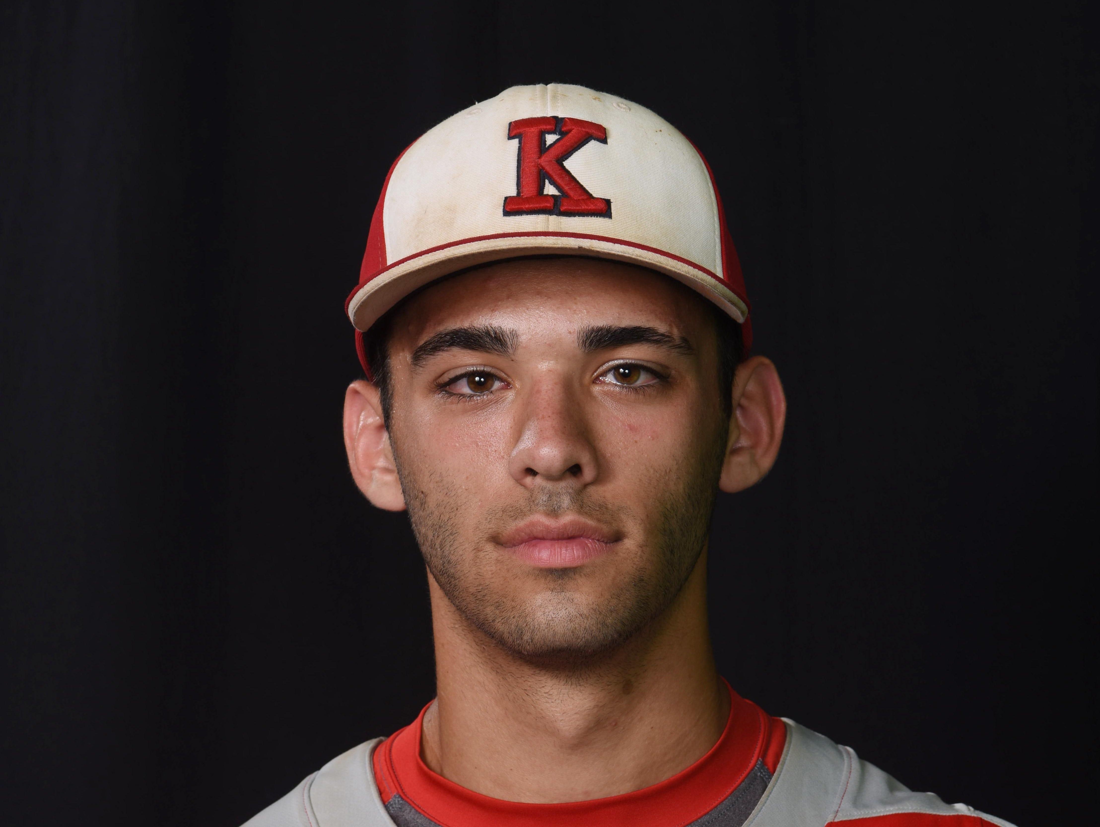 Ketcham Baseball Tim Zehnbauer