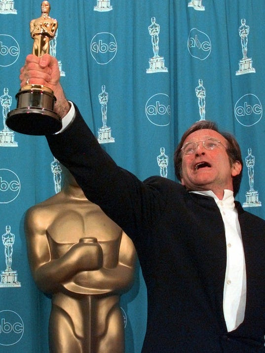 Obit Robin Williams (4)