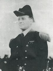 Capt. Kenneth Whiting, for whom Whiting Naval Air Station was named after.