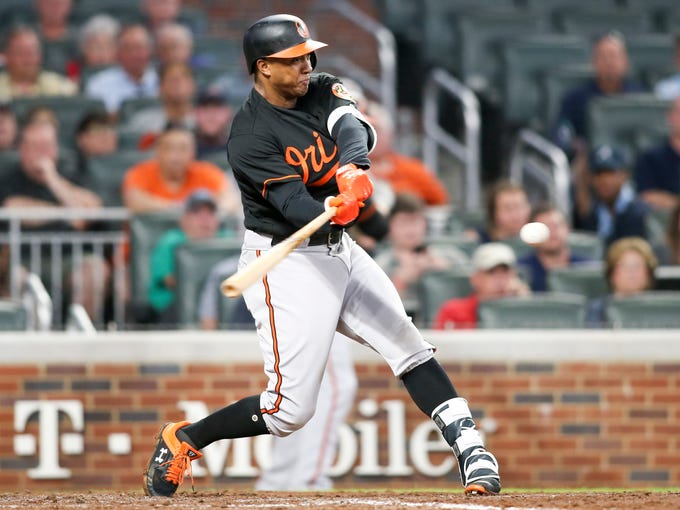 July 31: The Orioles trade 2B Jonathan Schoop to the