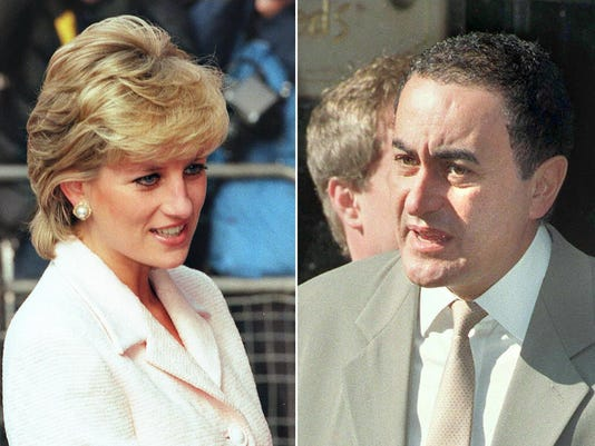 AFP FILES-BRITAIN-ROYALS-DIANA-INQUEST-ALFAYED I PEO GBR GR
