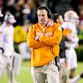Butch Jones is entering his second year as Tennessee head coach.