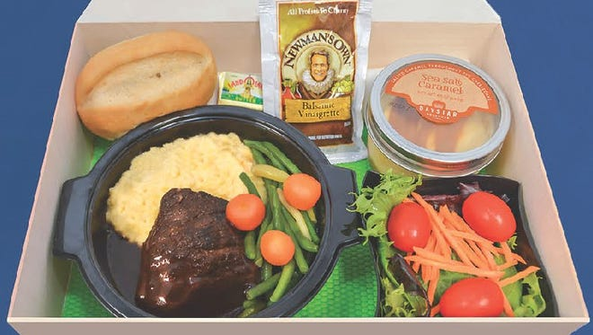 Amtrak Ups Its Food Game For Long Haul Riders