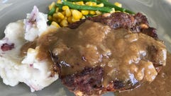 Monday is meatloaf day for Kettle Range's heat-and-eat