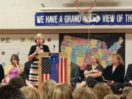 Mrs. Demray & board of ed