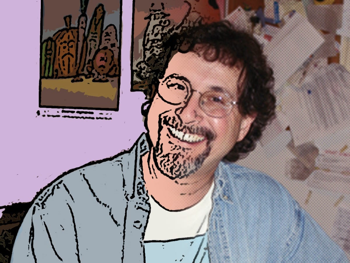 Join Leigh Rubin, comedian and creator of RUBES for an evening of comic adventure at the Neville Museum.