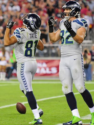 Golden Tate has had a solid season, but the Seahawks are lacking depth at the receiver position.