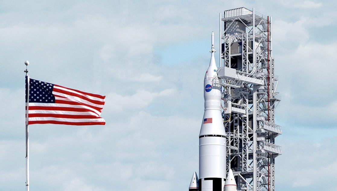 Audit: NASA doesn't have the money for big rockets