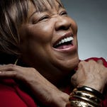 """On Oct. 26, soul legend Mavis Staples teams up with Joan Osborne for the """"Solid Soul"""" tour at Binghamton University's Anderson Center."""