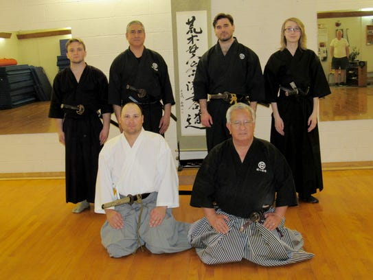 Students from the Kenshin Dojo will perform laido sword