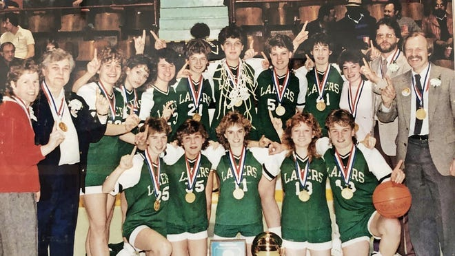 The 1985-86 Mercyhurst Prep girls basketball team won a PIAA Class 3A championship with a 29-1 record.