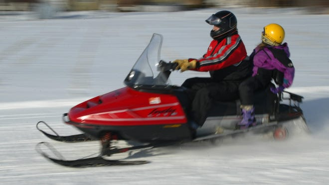 Snowmobiling is a pleasure, but we sledders also have a responsibility to maintain trails.