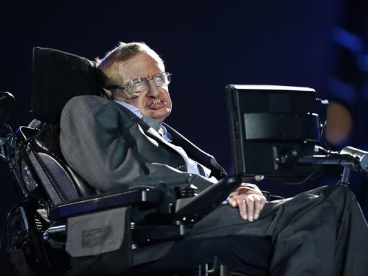 Britain Stephen Hawking