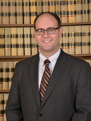 Travis Kavulla of Great Falls, vice chairman of the Montana Public Service Commission