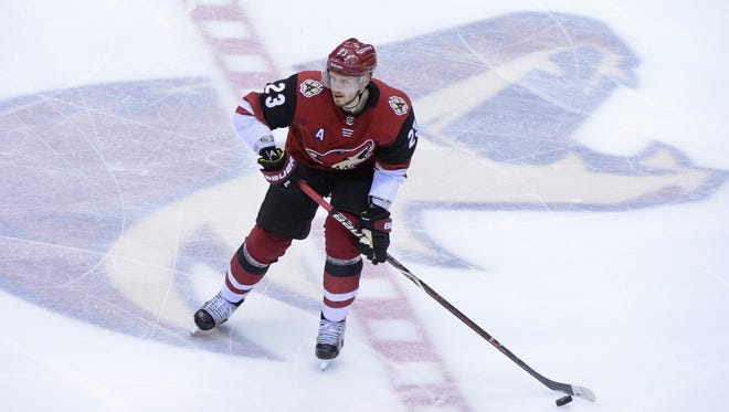 Arizona Coyotes defenseman Oliver Ekman-Larsson is now a two time NHL All-Star.