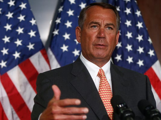 Boehner Immigration