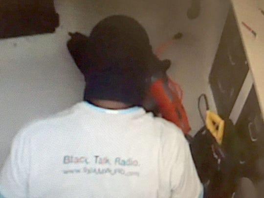 Suspect in Dollar Tree burglary