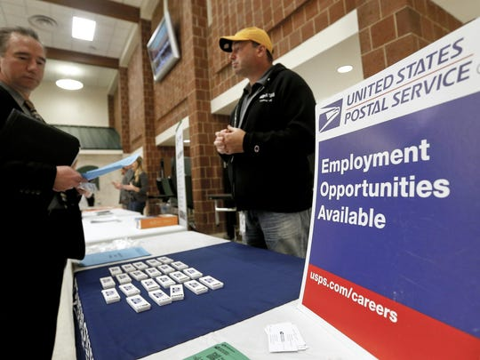 U.S. employers likely kept adding jobs at a healthy pace in January even in the face of threats ranging from weakening global growth to the Trump administration's trade war with China to the partial shutdown of the government.