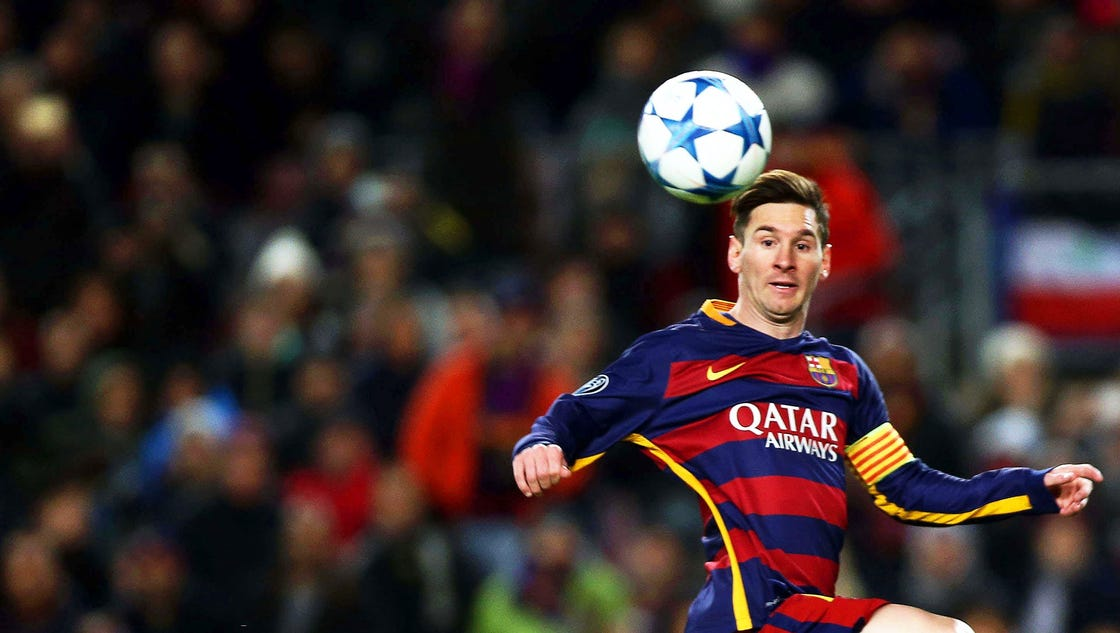 Goals galore in champions league as barcelona bayern advance - Firefly barcelona ...