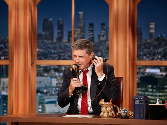 Craig Ferguson The Late Late Show