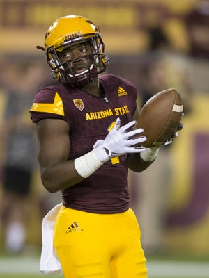 """De'Chavon """"Gump"""" Hayes could have a huge impact for ASU this season."""