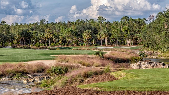 The Black Course at Tiburón Golf Club at the Ritz-Carlton Golf Resort recently reopened after a remastering project.