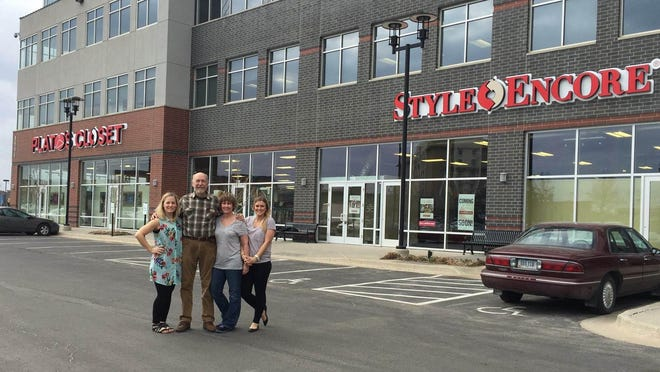 The owners of Plato's Closet recently opened Style Encore next door in West Des Moines.