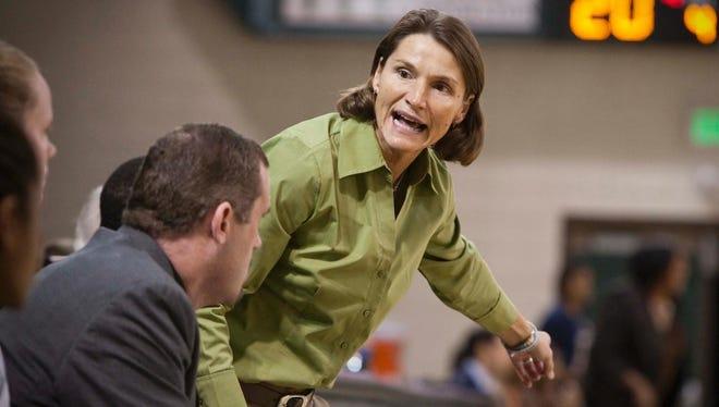 USC Upstate women's basketball coach Tammy George is an East Henderson graduate.