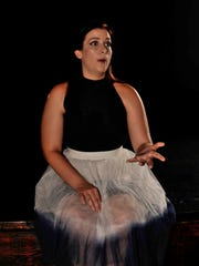 """Kayla Selfing stars in the Fourth Wall Theatre's  """"Eurydice."""""""