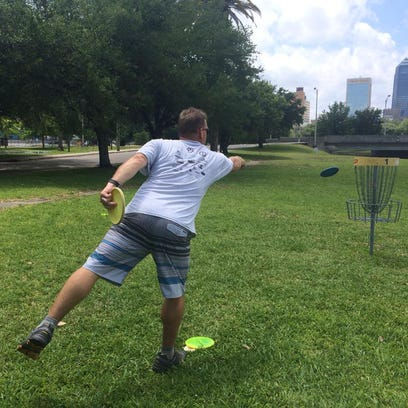 Intuition Ale First Annual Disc Golf Event