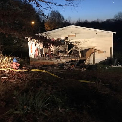 Williamston father of five dies when car plows into bedroom