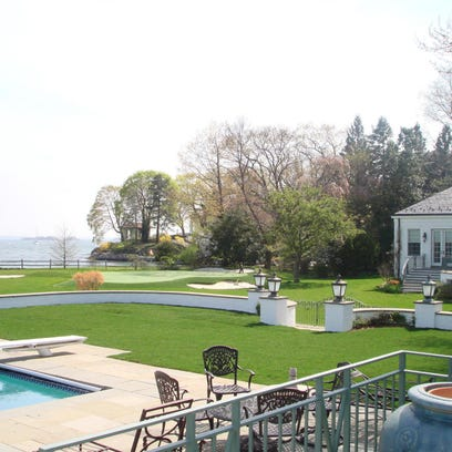 Donald Trump Greenwich 'starter' mansion on the market for $45M