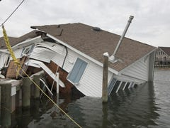 TITTEL: 3 years after Sandy, will it happen again?