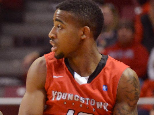 Central Michigan lands Youngstown State transfer Marcus Keene