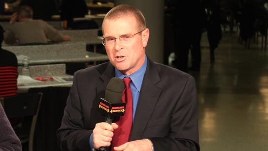 Sam McKee, shown in 2011, has died at age 54.