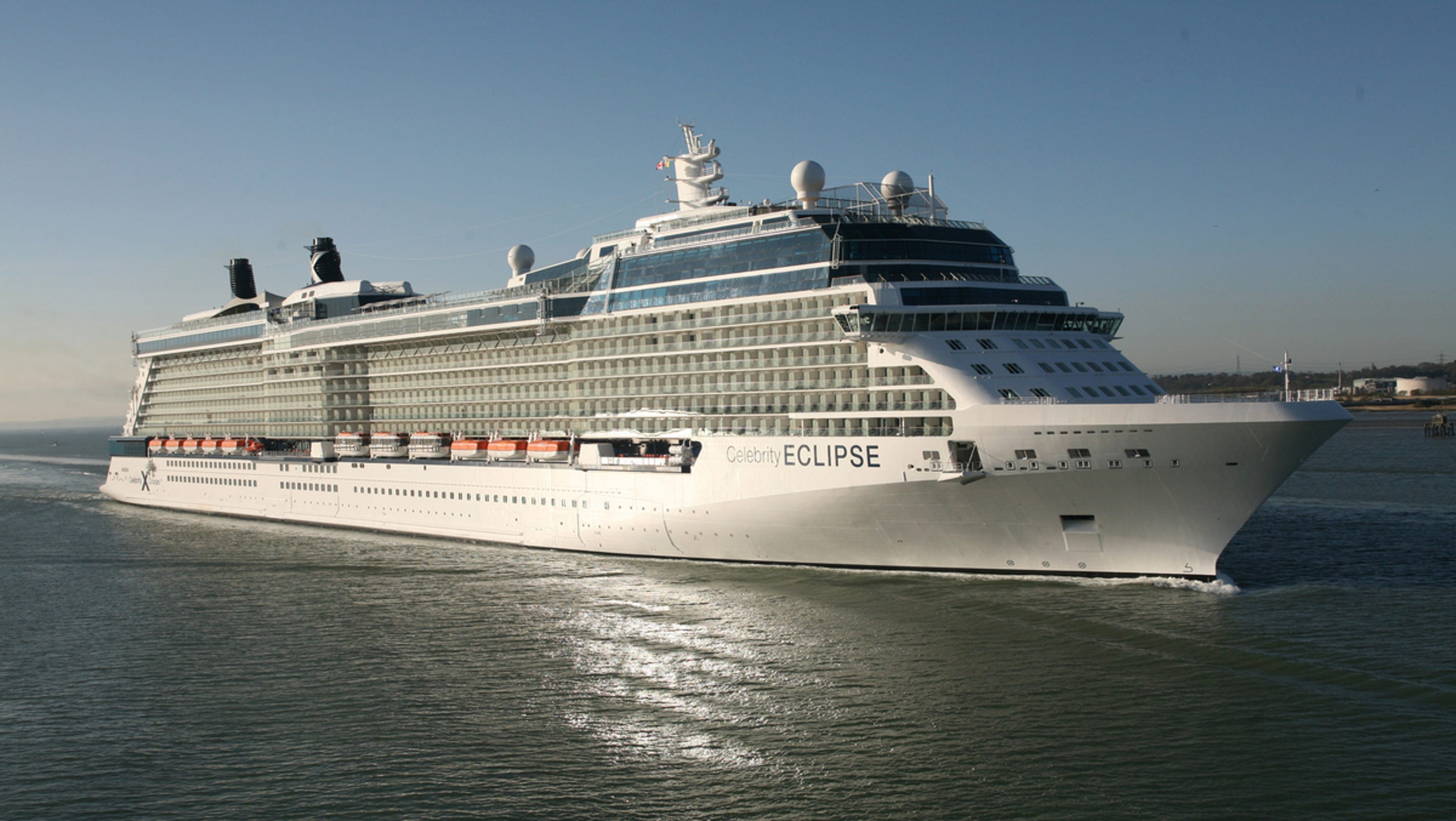 Cruise Ship Tours Celebrity Eclipse