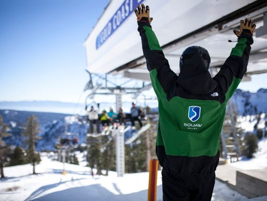 Squaw Valley is open! Olympic Gold Medalist Jonny Moseley
