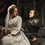 """Keira Knightley, left, and Judith Light appear in """"Therese Raquin,"""" at the Studio 54 theater in New York."""