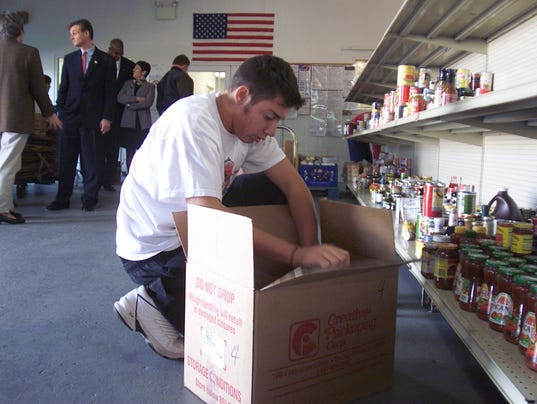 Local Community Food Banks In Your Area For The Holidays