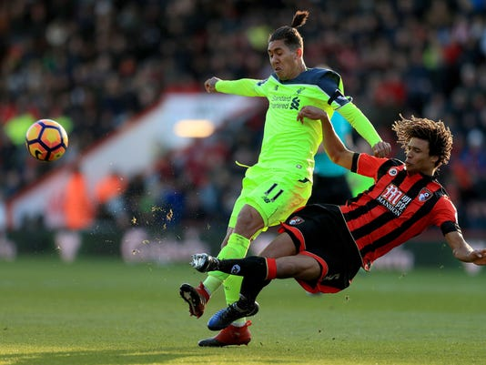 Liverpool Vs Bournemouth: Liverpool Concedes Three Late Goals In Stunning Loss To