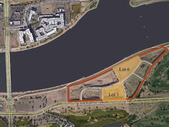 Southbank is a mixed-use development planned near the