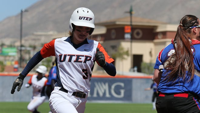 UTEP's Courtney Clayton and her Miner teammates will play UAB on Saturday.