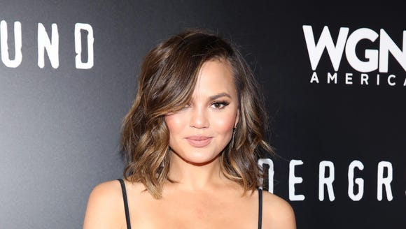 Chrissy Teigen took an eight hour flight to nowhere