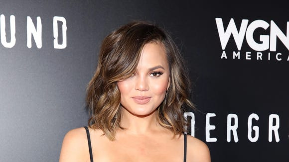 Chrissy Teigen took an eight hour flight to nowhere on Tuesday and wrote about it.