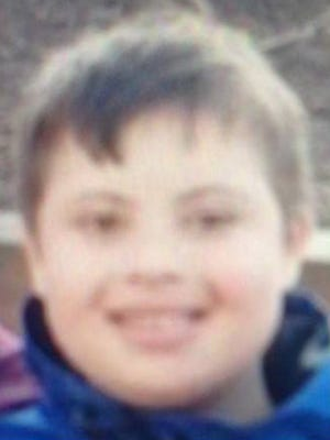 Evan Biello, 11, was reported missing Saturday from Stowe.
