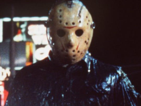 """Jason Voorhees of the """"Friday the 13th"""" movie series."""